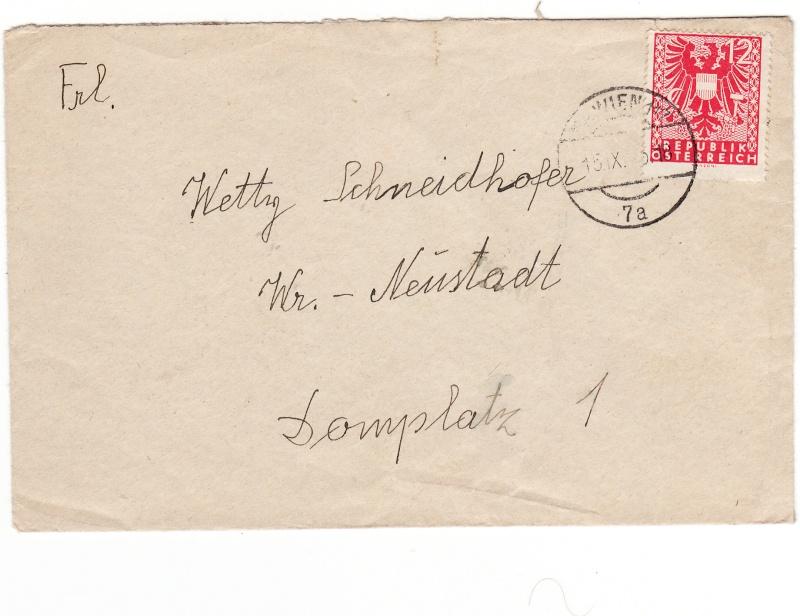 Wappenzeichnung  -  ANK 714-736 - Belege Img_0025