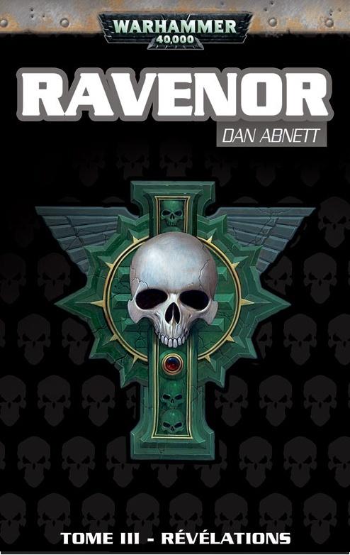 Ravenor III - Révélations  par Abnett (5/5) Raveno10