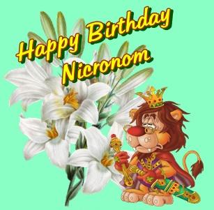 Happy Birthday Nicronom Cats15