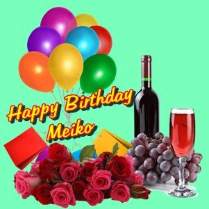 Happy Birthday Geburtstagskind Meiko  Cats21