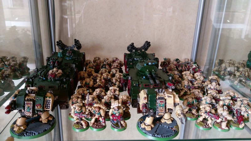 Galerie d'Imperial Fist 0510
