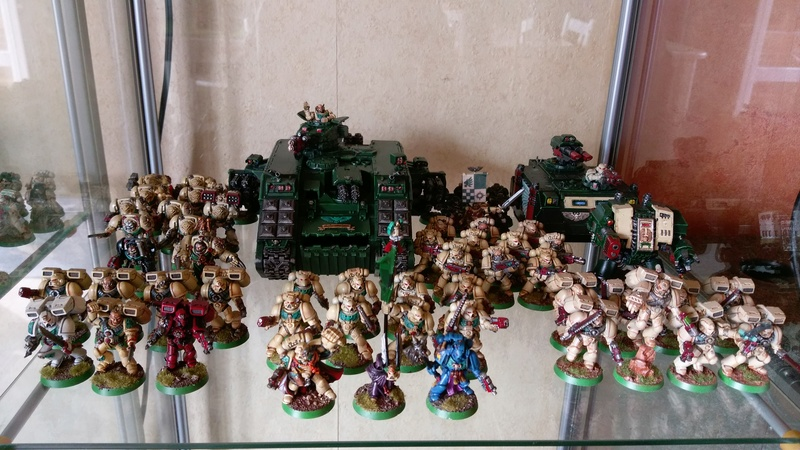 Galerie d'Imperial Fist 0610