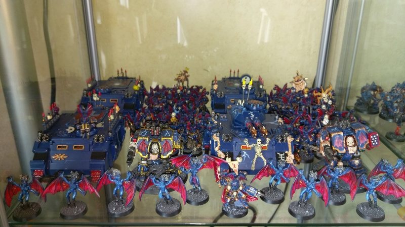 Galerie d'Imperial Fist 1110