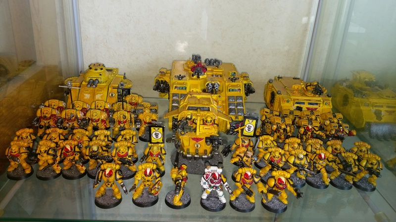 Galerie d'Imperial Fist 2010