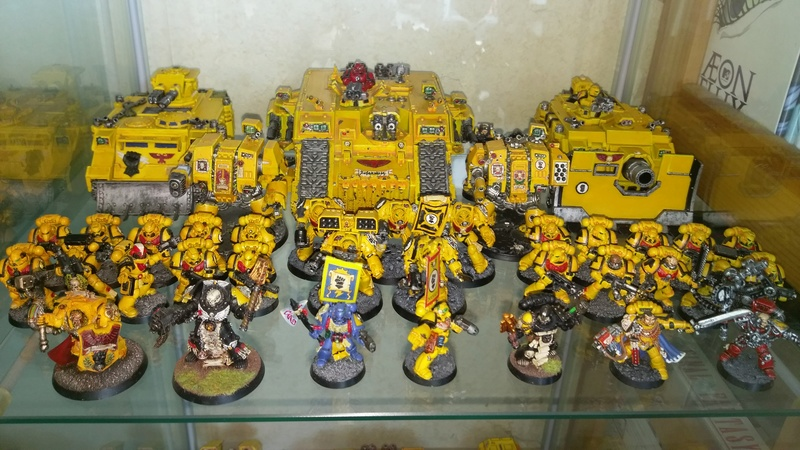 Galerie d'Imperial Fist 2110