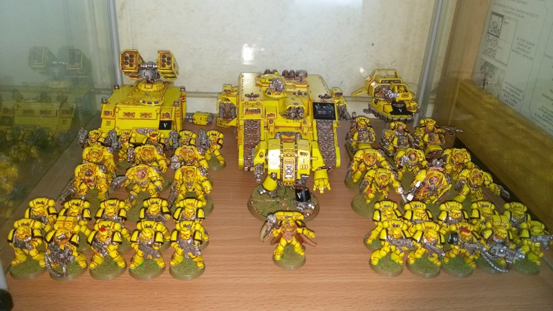 Galerie d'Imperial Fist 2210