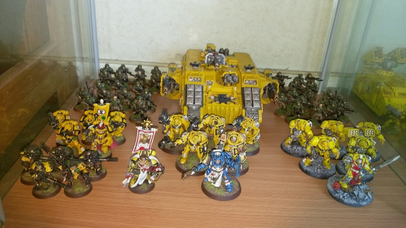Galerie d'Imperial Fist 2310