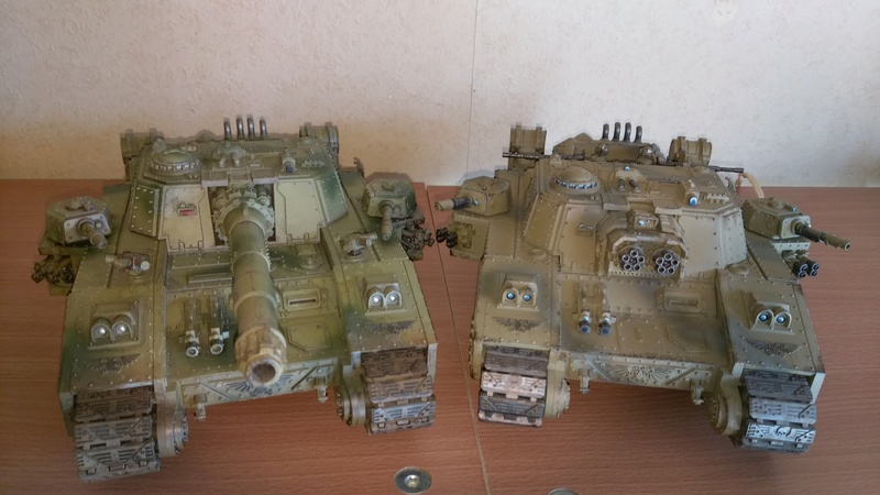 Galerie d'Imperial Fist 2410