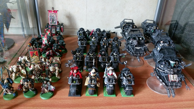 Galerie d'Imperial Fist 2510