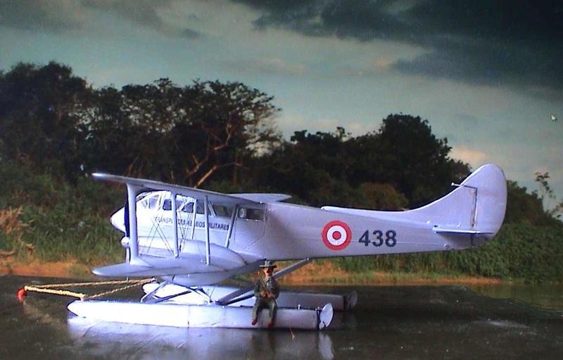 [Heller] De Havilland DH89 Dragon Rapide + Conversion DH 84 Dragon - Page 3 Dh11010
