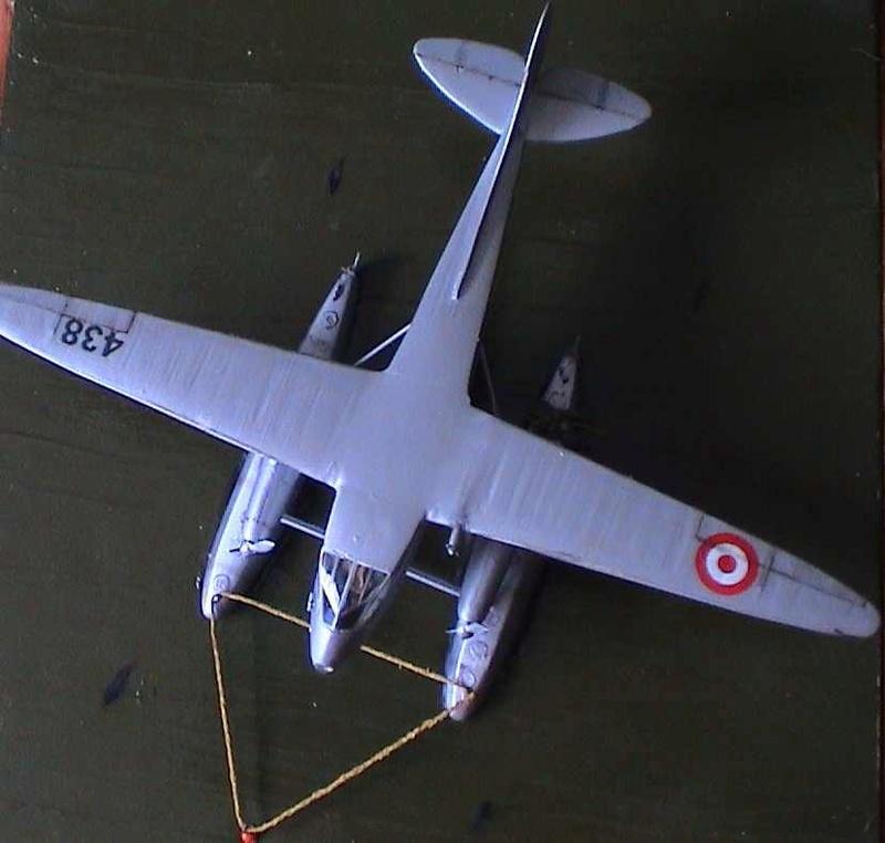 [Heller] De Havilland DH89 Dragon Rapide + Conversion DH 84 Dragon - Page 3 Dh11510