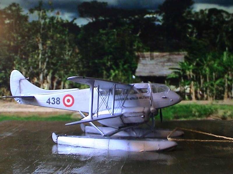 [Heller] De Havilland DH89 Dragon Rapide + Conversion DH 84 Dragon - Page 3 Dh11810