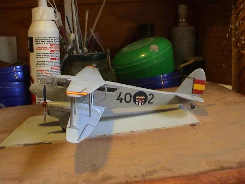 [Heller] De Havilland DH89 Dragon Rapide + Conversion DH 84 Dragon - Page 3 Dh11910