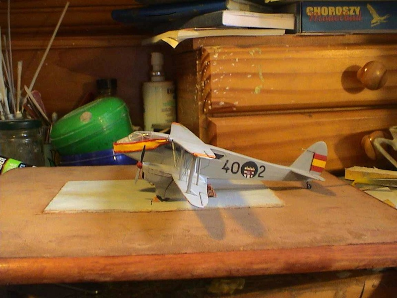 [Heller] De Havilland DH89 Dragon Rapide + Conversion DH 84 Dragon - Page 3 Dh12210