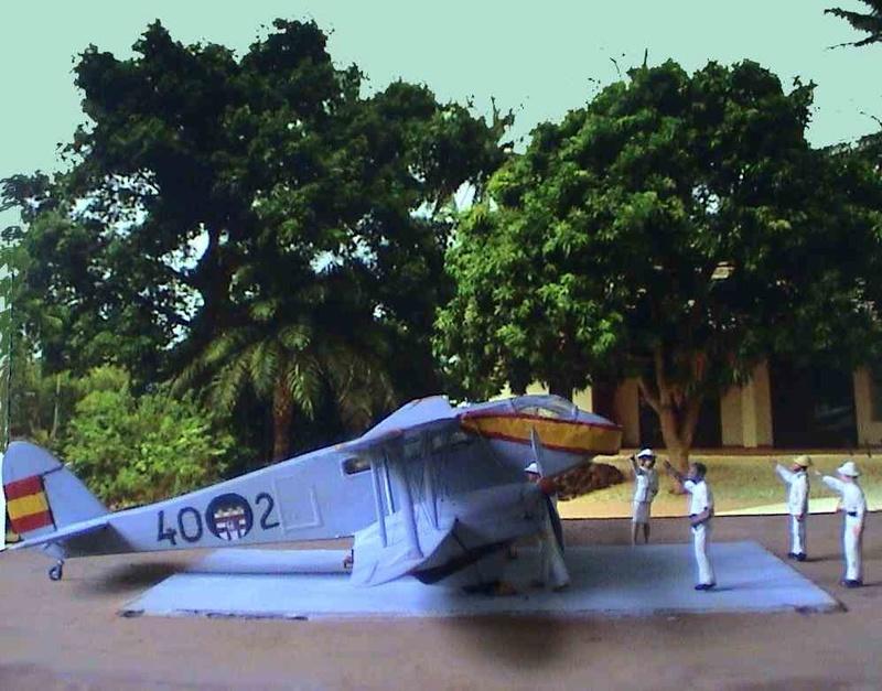 [Heller] De Havilland DH89 Dragon Rapide + Conversion DH 84 Dragon - Page 3 Dh12910