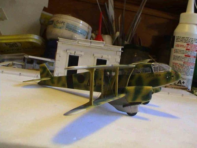 [Heller] De Havilland DH89 Dragon Rapide + Conversion DH 84 Dragon - Page 3 Dh14210