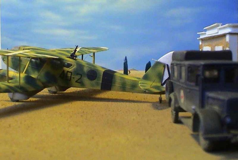 [Heller] De Havilland DH89 Dragon Rapide + Conversion DH 84 Dragon - Page 3 Dh15310