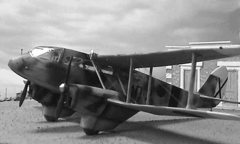 [Heller] De Havilland DH89 Dragon Rapide + Conversion DH 84 Dragon - Page 3 Dh157b10