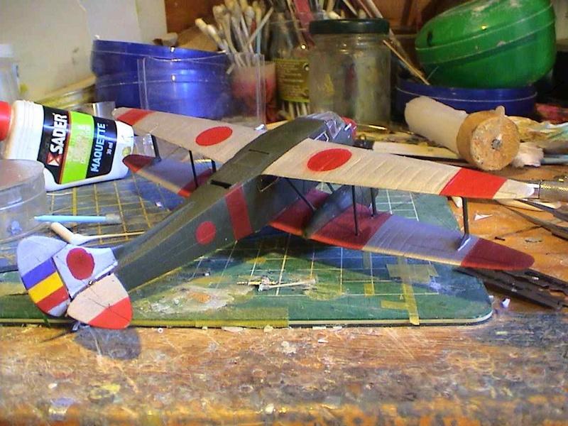 [Heller] De Havilland DH89 Dragon Rapide + Conversion DH 84 Dragon - Page 3 Dh16310