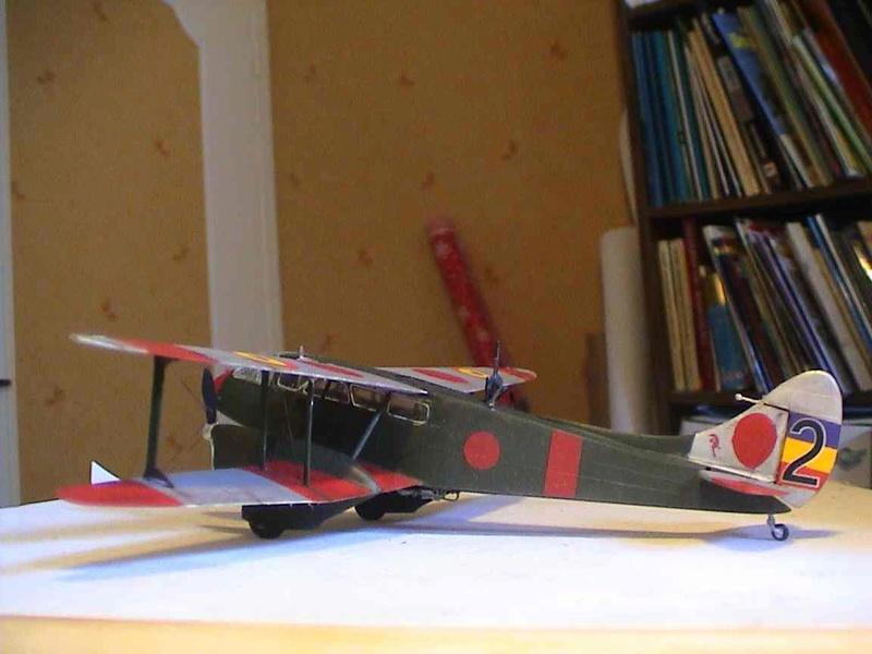 [Heller] De Havilland DH89 Dragon Rapide + Conversion DH 84 Dragon - Page 3 Dh16510