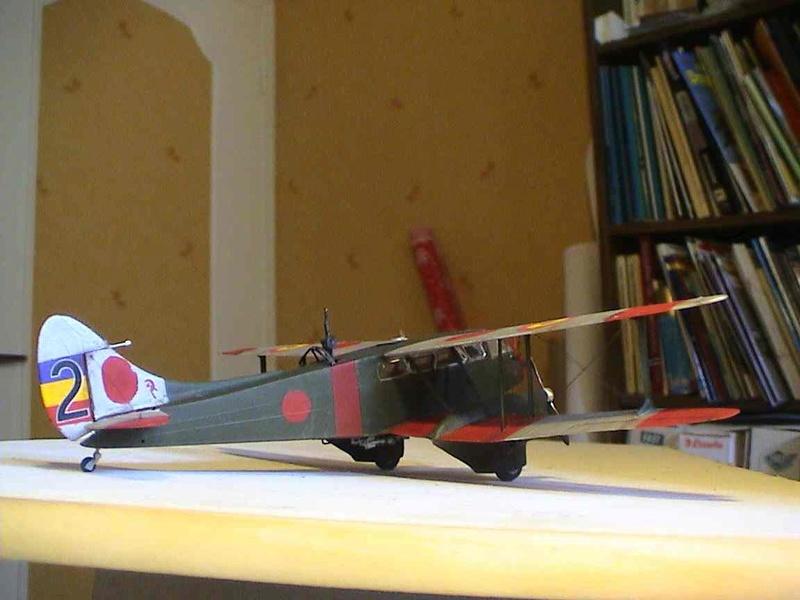 [Heller] De Havilland DH89 Dragon Rapide + Conversion DH 84 Dragon - Page 3 Dh16710