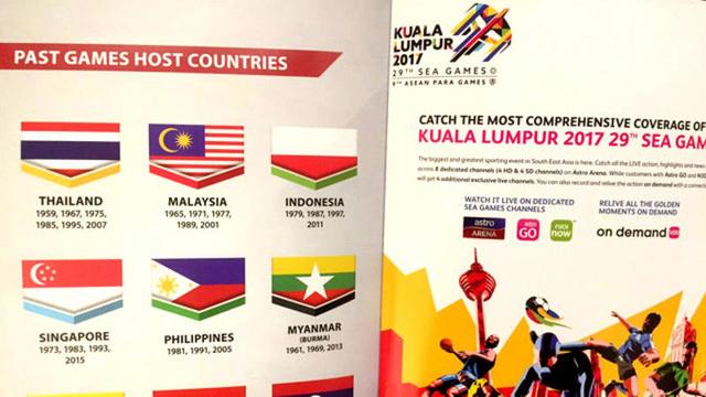 Vlaggenrel tussen Indonesië en Maleisië 120