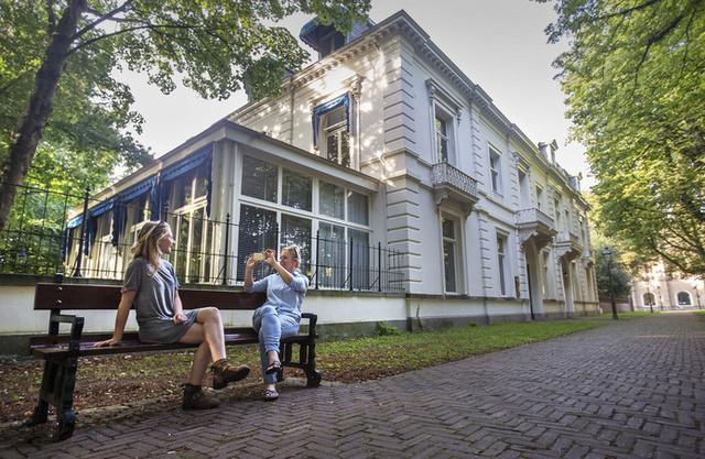 Indisch Huis vindt perfecte plek in Den Haag Ih10