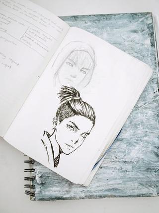 'Als iemand te dichtbij komt klap ik dicht' Jong10