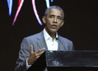 Obama waarschuwt voor 'agressieve vorm van nationalisme' Obama10