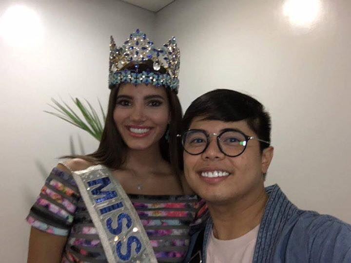 Official Thread Miss World 2016 ® Stephanie Del Valle - Puerto Rico - Page 5 21230810