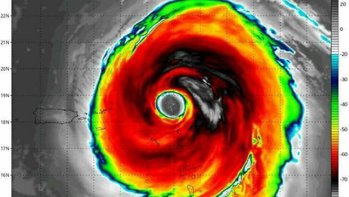 Please pray for Puerto Rico & the rest of the Caribbean!! AGAIN!  21272110
