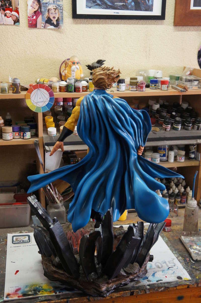 Sentry 1/4 scale sculpt Baniel Bel production bushi collector Dsc09812