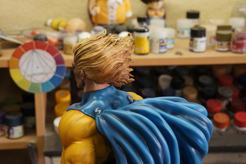 Sentry 1/4 scale sculpt Baniel Bel production bushi collector Dsc09830