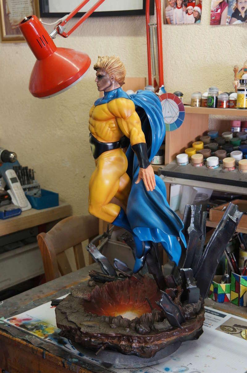Sentry 1/4 scale sculpt Baniel Bel production bushi collector Dsc09846