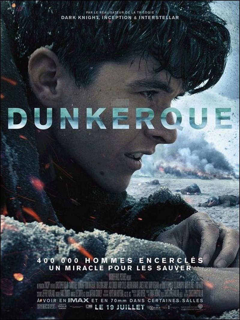 Promotion du film Dunkerque Dunker10