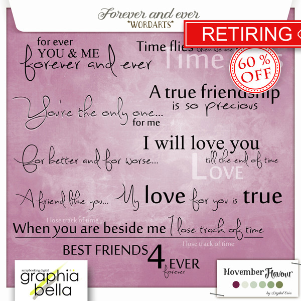 Retiring sale Digital Créa 0710