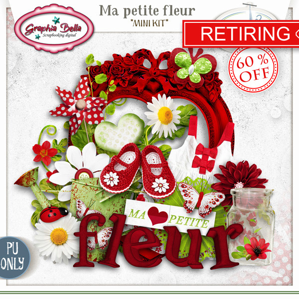 Retiring sale Digital Créa 1011