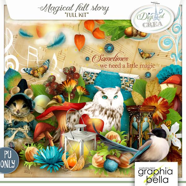 Magical fall story par Graphia Bella Gbe_ma15