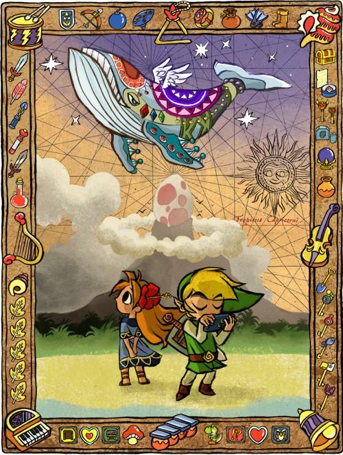 Ça fait rire les oiseaux d'Hyrule Zelda_10