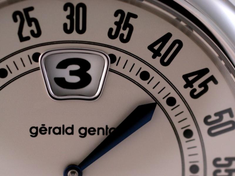 (Vendue) Gérald Genta BiretroRéf : BIR-L-10 Img_4613