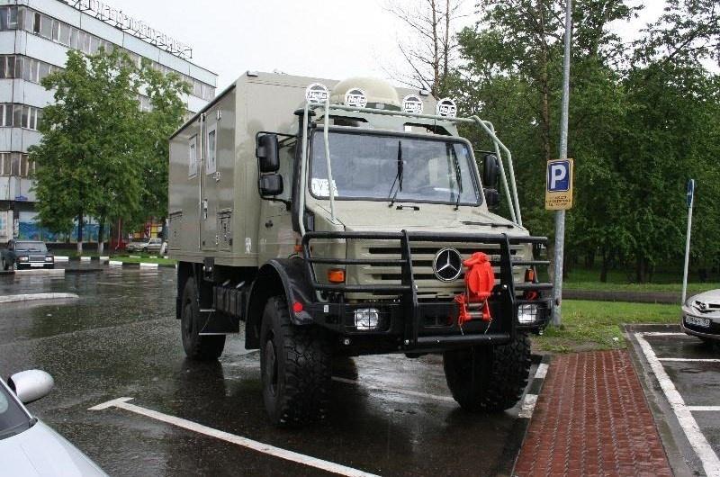 un beau jouet : (U5000 camping-car) 1d10