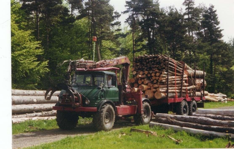 forestiers de roger : première partie A411