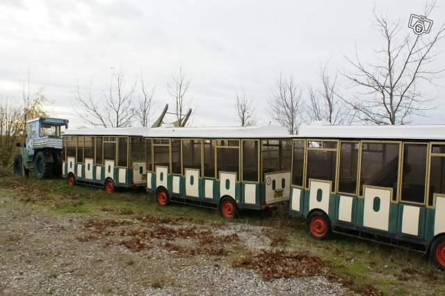 """mb trac """"petit train"""" Mbtrac12"""