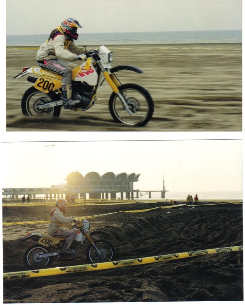 La moto più bella del mondo SUZUKI DR 350 R Gialla Dr_35014