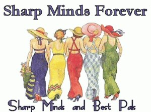 Sharp Minds Forever