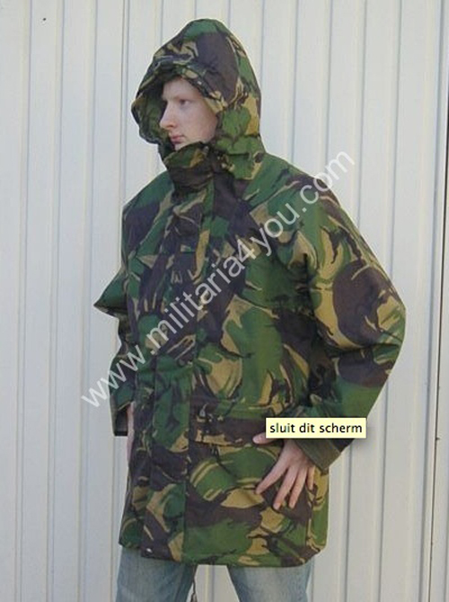Kit list du soldat NL Parka_13