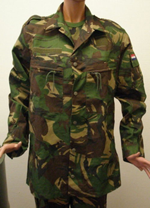Kit list du soldat NL Veste_10