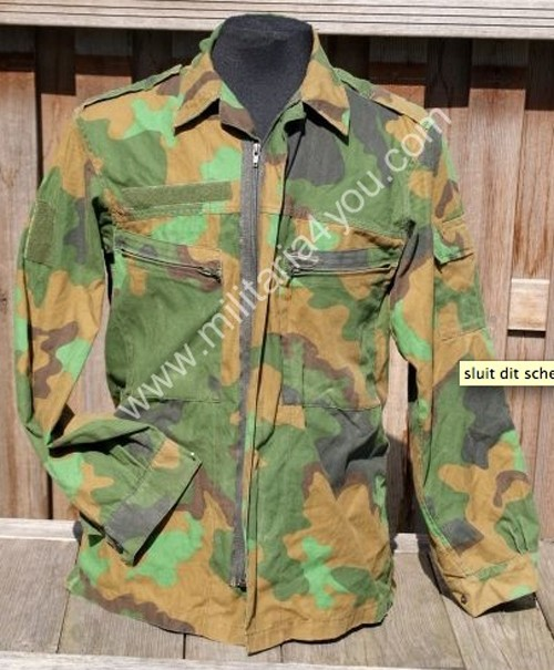 Kit list du soldat NL Veste_12