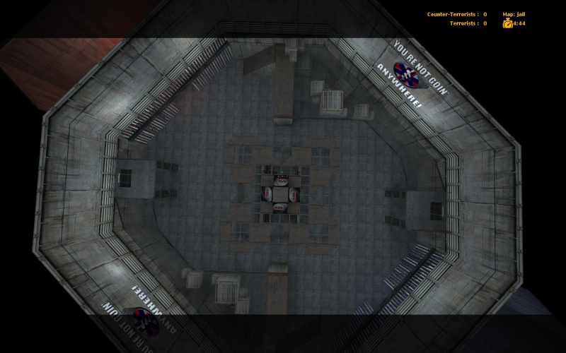 | ÐØÂ |Mapping Competition - Entry Thread Jail0014