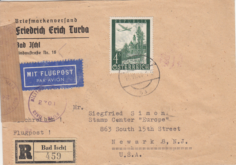 Flugpostausgabe 1947 Img12